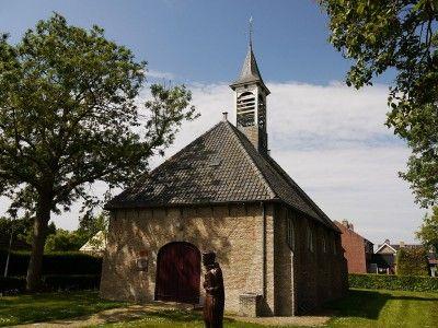 kościół w Waterlandkerkje