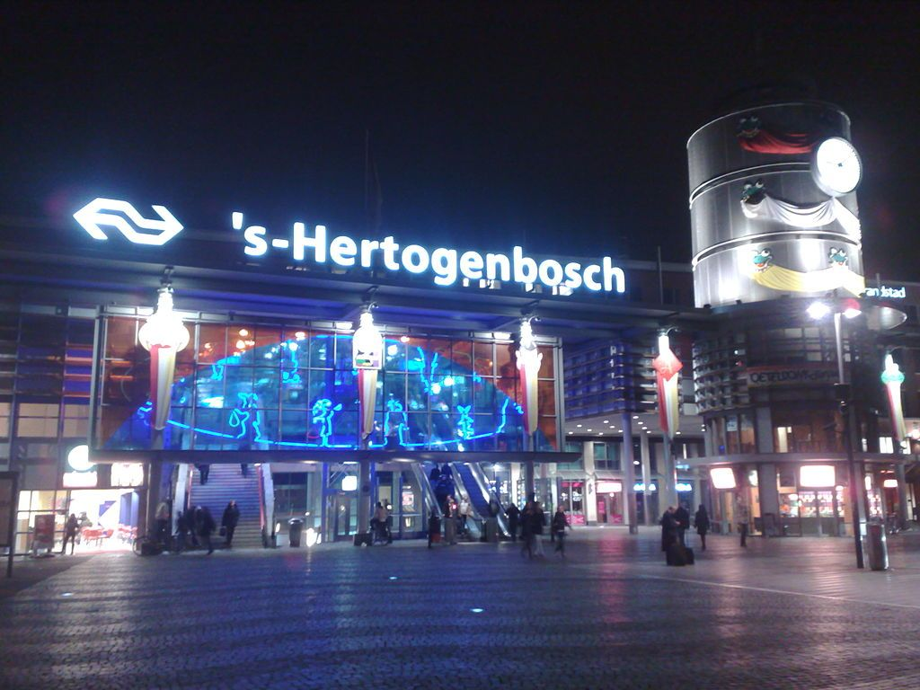 Stacja kolejowa 's-Hertogenbosch